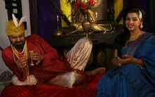 ধারাবাহিক নাটক (প্রেসিডেন্ট সিরাজুদ্দোলা)